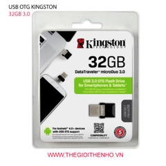 USB OTG Kingston 32GB 3.0