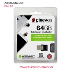 USB OTG Kingston 64GB 3.0