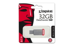 USB 3.1 / 3.0 Kingston DataTraveler 50 DT50 32GB