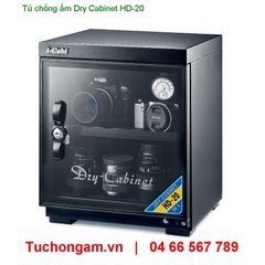 Tủ chống ẩm Dry Cabinet iCabi HD-20, 20L