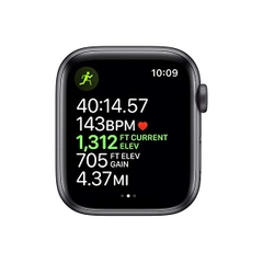 AppleWatch S5 - 40mm (GPS) Space Gray Aluminum/ Black Sport Band