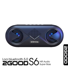 Loa Bluetooth 2GOOD S6