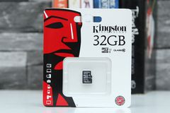 Thẻ nhớ Kingston Micro SD 32G Class 10