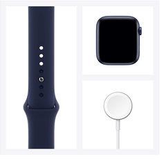 Apple Watch Series 6 (GPS) Nhôm