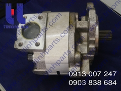 Steering pump 705-12-38011 for Komatsu WA500-3 Wheel Loader