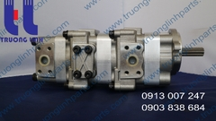 Hydraulic gear pump 705-41-08100 for Komatsu PC28UU-2 Excavator