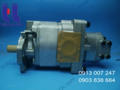 Hydraulic gear pump 705-52-30550 for Komatsu WA420-3 Wheel Loader