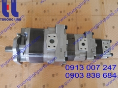 Hydraulic gear pump for Kawasaki Wheel Loader