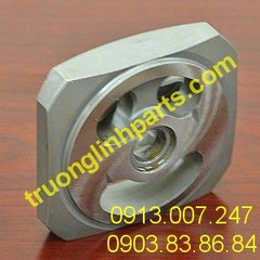 VALVE PLATE A8VO55 of Hydraulic pump