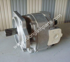 Hydraulic gear pump – TRANMISSION PUMP 705-12-38010 Komatsu WA500-1 WA500-3 558 Wheel Loader