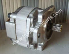 TRANMISSION PUMP 705-11-36100-Hydraulic gear pump for Wheel Loader W90-2-3 W120-3 530-1 530B-1