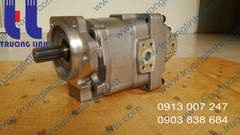 Hydraulic gear pump 705-52-30260 for Komatsu WA500-1 558  Wheel Loader