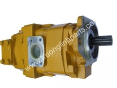 705-52-30220 PUMP ASS'Y ,LOADER AND STEERING FOR WHEEL LOADER KOMATSU WA380-1