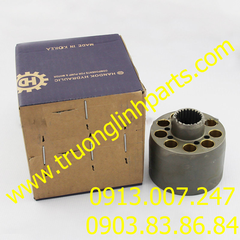 Cylinder PVD22 of hydraulic pump, Mitsubishi MS110-5/8, MS120/140, SK05...Excavator