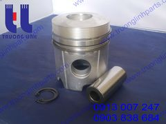 Piston - Deutz F4L912 - wheel loader spare parts