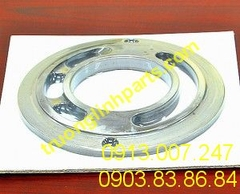 VALVE PLATE HPR130 of hydraulic pump, Rexroth