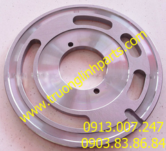 VALVE PLATE PSVL-54 of hydraulic pump, Kayaba