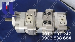 Hydraulic gear pump 705-41-08080 for Komatsu PC38UU-2 PC25-1 PC25R-1