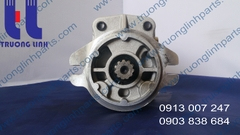 Hydraulic gear pump 708-41-08080 for Komatsu PC38UU-2 PC25-1 Excavator
