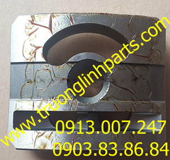 VALVE PLATE A8VO80 of hydraulic pump