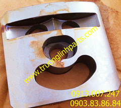 VALVE PLATE A8V172 of hydraulic pump
