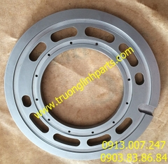 VALVE PLATE SPV16 of hydraulic pump, Citerpillar