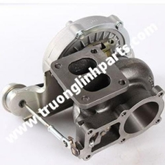 Turbocharger 6222-81-8310, 466535-002 for Wheel loader spare parts Komatsu WA420-3