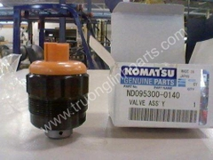 VALVE ASS'Y,CONTROL ND095300-0140- FUEL SUPPLY PUMP FOR KOMATSU PC450-7