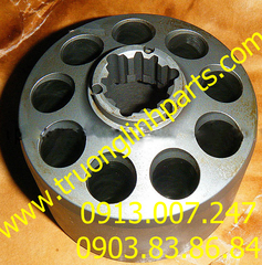 Cylinder A10VD17 of hydraulic pump