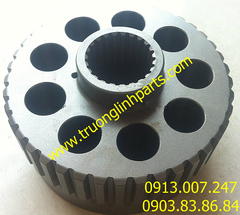 Cylinder YC60-7 of hydraulic pump, Citerpillar