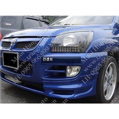BODY LIP KIA SPORTAGE