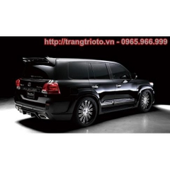 BODY KIT XE LANDCRUISER