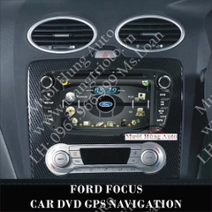 DVD THEO XE FORD FOCUS