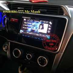 DVD Ô TÔ PIONEER 8850BT HONDA CITY 2015