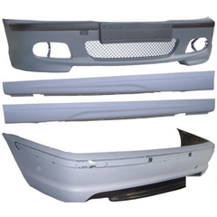 BMW E46 2DR (98-05) - M-TECH BODYKIT