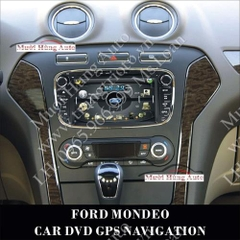 DVD THEO XE FORD MONDEO