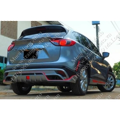 BODY LIP MAZDA CX5 MẪU TOMMY