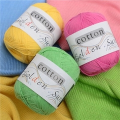 Sợi Cotton Sun Golden