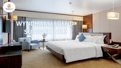 WYNDHAM LEGEND HẠ LONG - SUMMER PACKAGE 2019