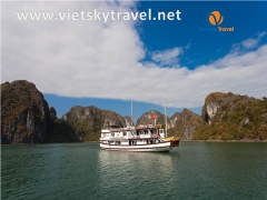 Calypso Cruiser 2 days 1 night Halong Bay