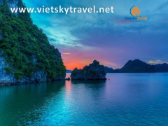 Starlight Cruise 3 Days 2 Nights Halong Bay Cruise