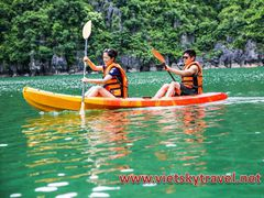 Oriental Sails 3 days 2 nights Halong Bay Cruise