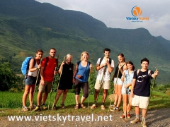 Vietnam North West Adventure 7D6N
