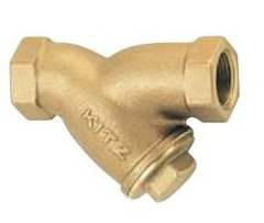 KITZ Bronze Strainer, Threaded Ends. Fig.Y