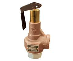 Safety and Relief Valve YOSHITAKE: Model. AL-160L