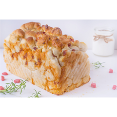 Cheese & Bacon Loaf 450gr
