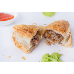 Pasty (beef & Vegetable)
