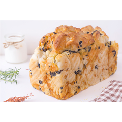 Cheese & Olive Loaf 450gr
