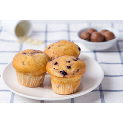 Blueberry Muffin (2 ps/pack)