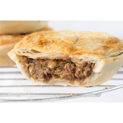 Steak & Garlic Pie